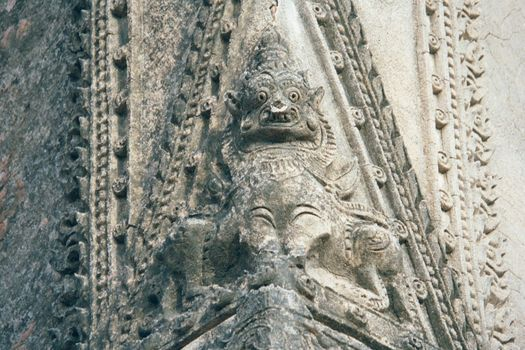 Burma / Myanmar: Pagan 2: More Monuments picture 14