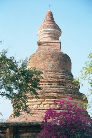 Burma / Myanmar: Pagan 2: More Monuments picture 4