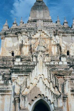 Burma / Myanmar: Pagan 2: More Monuments picture 8