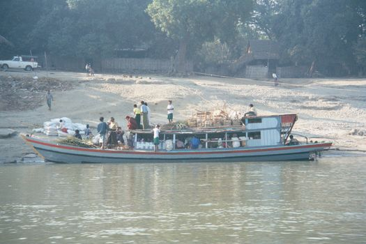 Burma / Myanmar: The Irrawaddy picture 11