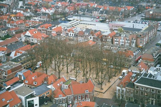 The Netherlands: Delft
