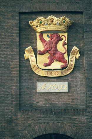 The Netherlands: Delft: Traces of the East picture 13