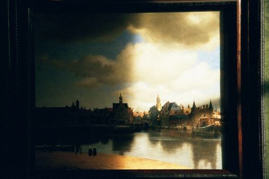 The Netherlands: Delft: Vermeer picture 1