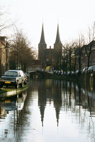 The Netherlands: Delft: Vermeer picture 4