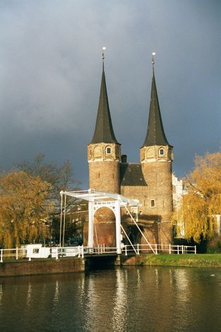 The Netherlands: Delft: Vermeer picture 5