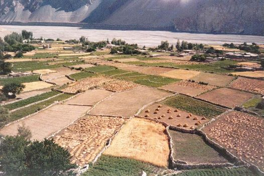 Pakistan: Above Baltit picture 2