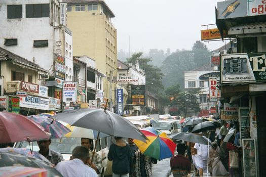 Sri Lanka: Kandy: Now