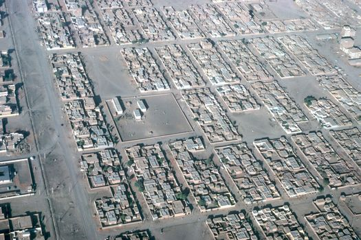 Sudan: Aerial Town Views