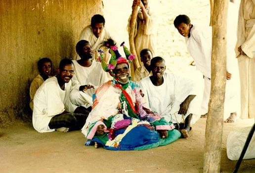 Sudan: Friday in Managil picture 6