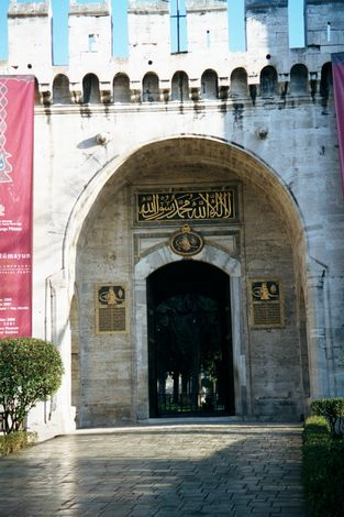 Turkey (Istanbul): Topkapi and Dolmabahce picture 2