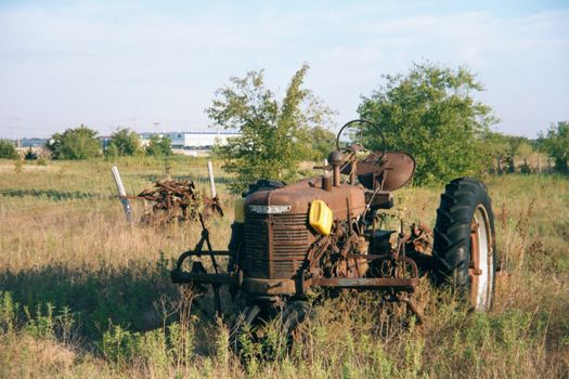 Oklahoma: Norman 1: The Agrarian Background picture 7