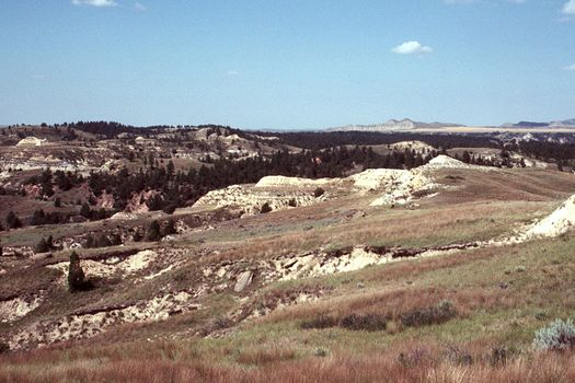 The Western United States: Little Missouri Badlands picture 10