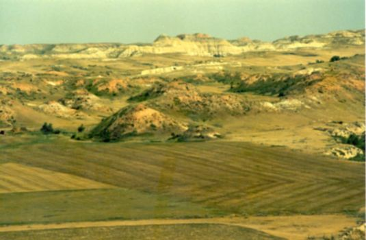 The Western United States: Little Missouri Badlands
