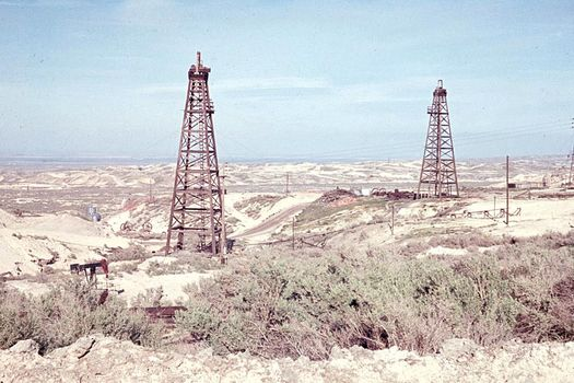 The Western United States: Pioneer Oil Fields of the San Joaquin Valley picture 1