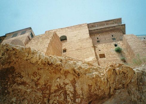 The West Bank: Mar Saba picture 4