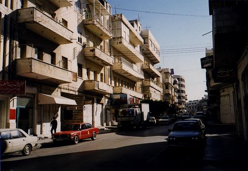 The West Bank: Nablus 2: the New City picture 4