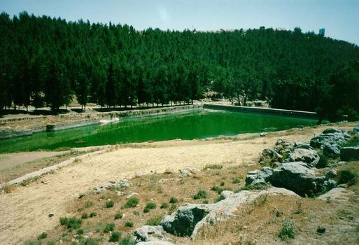 The West Bank: Solomon's Pools picture 5