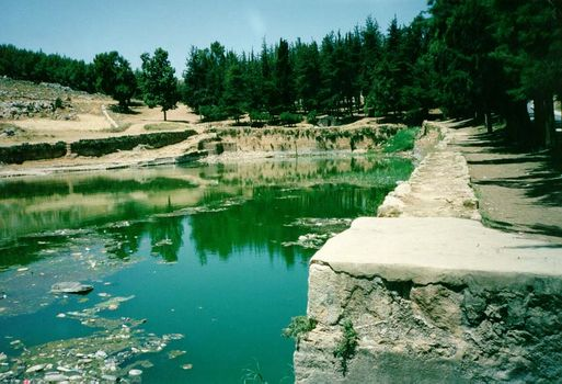 The West Bank: Solomon's Pools picture 7