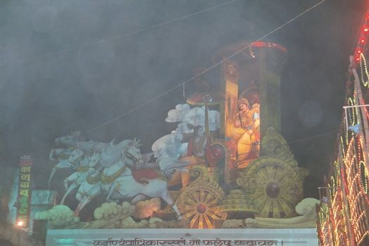 Northern India: Varanasi Dussehra picture 1