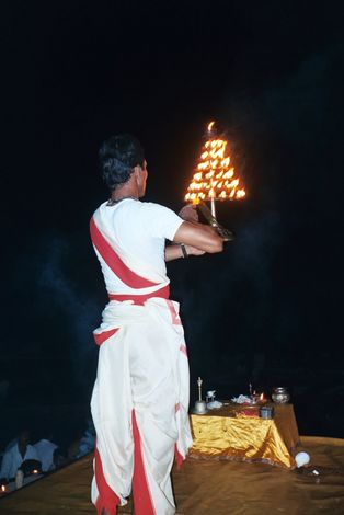 Northern India: Varanasi Puja picture 4
