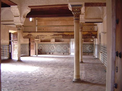 Spain: Granada: the Palaces of the Alhambra picture 4