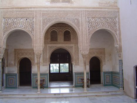 Spain: Granada: the Palaces of the Alhambra picture 12