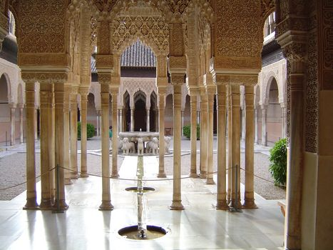 Spain: Granada: the Palaces of the Alhambra picture 18