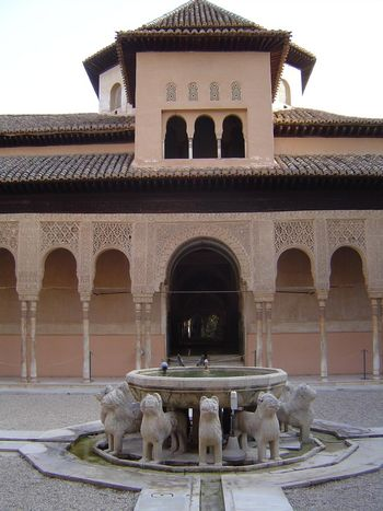 Spain: Granada: the Palaces of the Alhambra picture 25