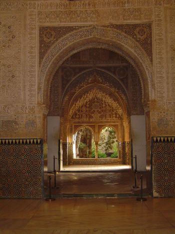 Spain: Granada: the Palaces of the Alhambra picture 29