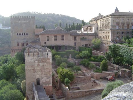 Spain: Granada: the Palaces of the Alhambra picture 1