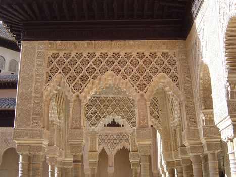 Spain: Granada: the Palaces of the Alhambra picture 21