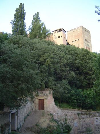Spain: Granada: the Palaces of the Alhambra picture 39