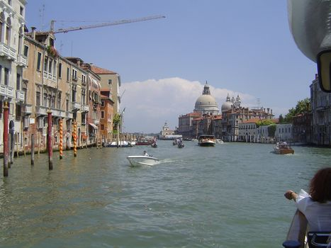 Italy: Venice: The Grand Canal picture 1