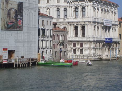 Italy: Venice: The Grand Canal