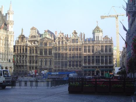 Belgium: Brussels: the Grand Place picture 5