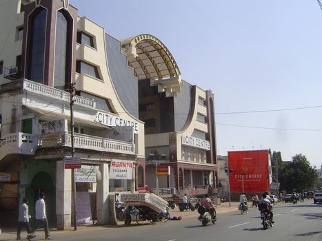 Peninsular India: Hyderabad Cyberabad picture 10