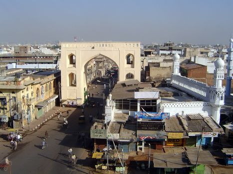 Peninsular India: Hyderabad: the Qutb Shahi City picture 5