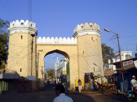 Peninsular India: Hyderabad: the Qutb Shahi City picture 2