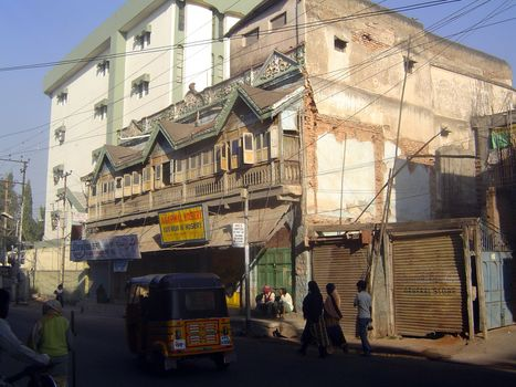 Peninsular India: Hyderabad: the Qutb Shahi City picture 25