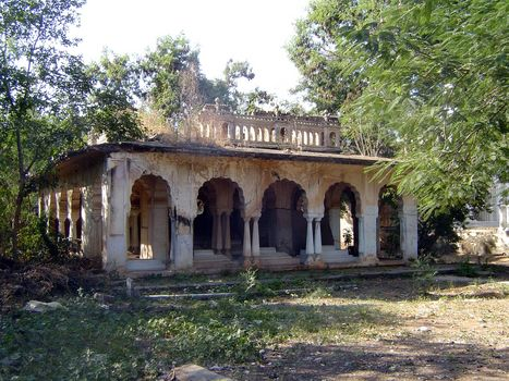 Peninsular India: Hyderabad: Paigah Tombs picture 1