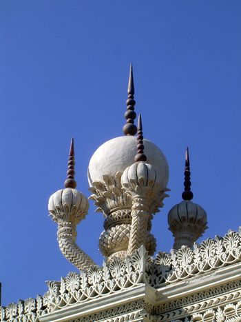 Peninsular India: Hyderabad: Paigah Tombs picture 7