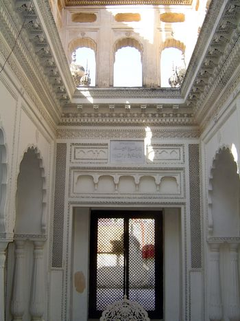 Peninsular India: Hyderabad: Paigah Tombs picture 6