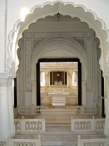 Peninsular India: Hyderabad: Paigah Tombs picture 11