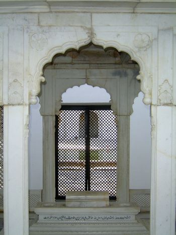 Peninsular India: Hyderabad: Paigah Tombs picture 5
