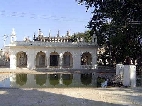 Peninsular India: Hyderabad: Paigah Tombs picture 4