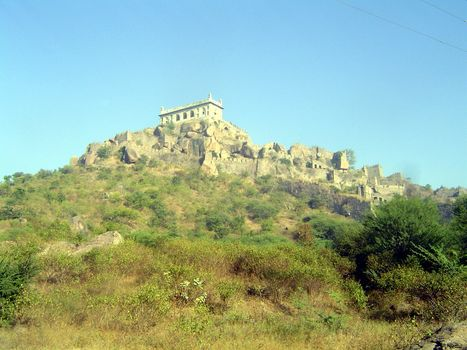 Peninsular India: Hyderabad: Golconda picture 7
