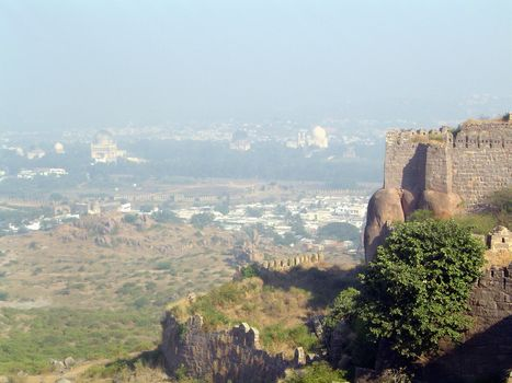 Peninsular India: Hyderabad: Golconda picture 10