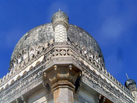 Peninsular India: Hyderabad: Qutb Shahi Tombs picture 10