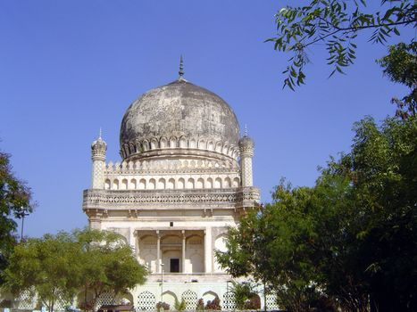 Peninsular India: Hyderabad: Qutb Shahi Tombs picture 7