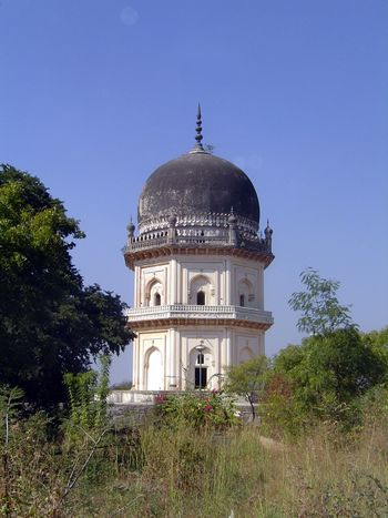 Peninsular India: Hyderabad: Qutb Shahi Tombs picture 3